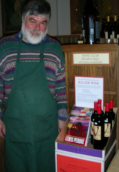 Dan Noreen, Proprietor, Sonoma Wine Exchange